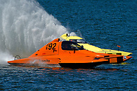 "Bobby King, S-92 ""Tenacity"", Andrew Tate, S-80 ""On The Edge""    (2.5 Litre Stock hydroplane(s)"
