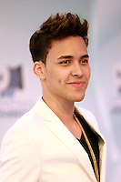 MIAMI, FL- July 19, 2012:  Prince Royce at the 2012 Premios Juventud at The Bank United Center in Miami, Florida. © Majo Grossi/MediaPunch Inc. /*NORTEPHOTO.com*<br />