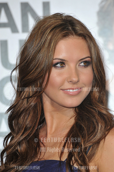 "Audrina Patridge at the Los Angeles premiere of ""I Love You, Man"" at the Mann's Village Theatre, Westwood..March 17, 2009  Los Angeles, CA.Picture: Paul Smith / Featureflash"