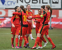 2013.04.06 U19 Belgium - Switzerland