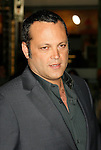 """WESTWOOD, CA. - October 05: Vince Vaughn arrives at the Los Angeles premiere of """"Couples Retreat"""" at the Mann's Village Theatre on October 5, 2009 in Westwood, Los Angeles, California."""