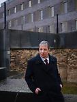 Germany, , 2018/12/18<br /> <br /> Sigmount Königsberg, Antisemitismusbeauftragter der Jüdischen Gemeinde zu Berlin am 18/12/2018 in der Neuen Synagoge Berlin, Oranienburg Straße.(Photo by Gregor Zielke)