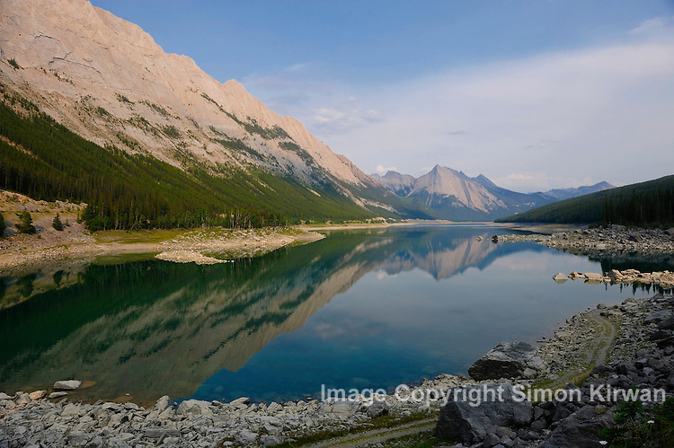 Canada - From Banff to Jasper via Icefield Parkway