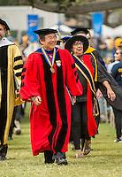 Commencement UCSB 2015 Graduate Division
