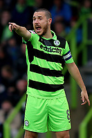 Liam Noble of Forest Green Rovers during Forest Green Rovers vs MK Dons, Caraboa Cup Football at The New Lawn on 8th August 2017