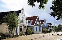 Nederland - Amsterdam - 2019. Amsterdam Noord Buiksloot. De Buiksloterdijk.  Foto Berlinda van Dam / Hollandse Hoogte.