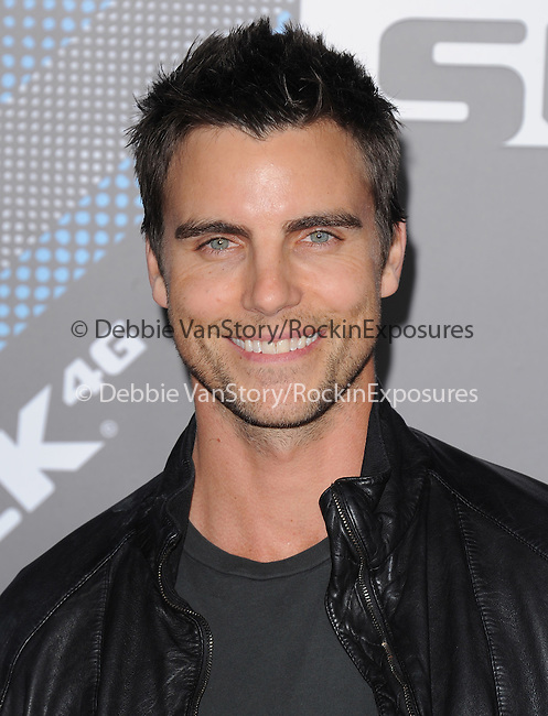 Colin Egglesfield at The T-Mobile Sidekick G4 Launch held at a private lot in Beverly Hills, California on April 20,2011                                                                               © 2011 Hollywood Press Agency