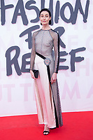 Erin O'Connor at the 2018 Fashion For Relief gala during the 71st Cannes Film Festival, held at Aeroport Cannes Mandelieu in Cannes, France.<br /> CAP/NW<br /> &copy;Nick Watts/Capital Pictures
