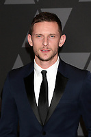 HOLLYWOOD, CA - NOVEMBER 11: Jamie Bell at the AMPAS 9th Annual Governors Awards at the Dolby Ballroom in Hollywood, California on November 11, 2017. Credit: David Edwards/MediaPunch /NortePhoto.com