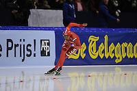 SCHAATSEN: HEERENVEEN: Thialf, KPN NK Sprint, 30-12-11, Anice Das, ©foto: Martin de Jong.