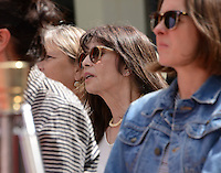 Talia Shire @ Francis Ford Coppola Hand & Foot Print ceremony held @the TCL Chinese theatre.<br /> April 29, 2016