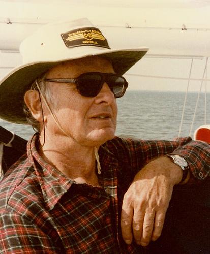 Marvin Creamer sailing on Globe Star