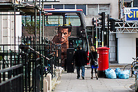 The Big Broth... advertising is watching you.<br />