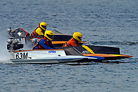 63-M, 53-M        (Outboard Hydroplanes)