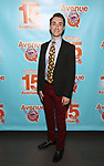 Jason Jacoby attends the 'Avenue Q' - 15th Anniversary Performance Celebration at Novotel on July 31, 2018 in New York City.
