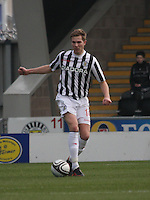 Marc McAusland in the St Mirren v Ross County Clydesdale Bank Scottish Premier League match played at St Mirren Park, Paisley on 19.1.13.