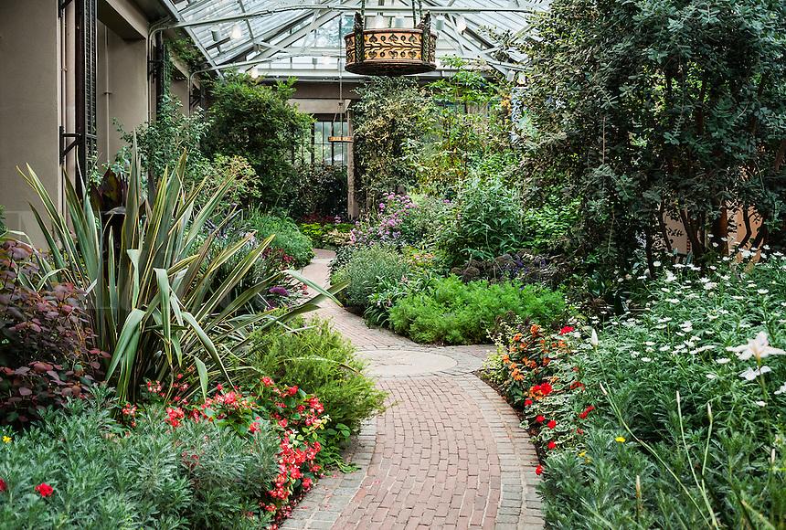 Conservatory, Longwood Gardens, Pennsylvania, USA