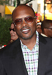 DJ Jazzy Jeff.attending the opening night of the Broadway limited engagement of 'Fela!' at the Al Hirschfeld Theatre on July 12, 2012 in New York City.