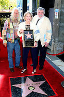 LOS ANGELES - FEB 24:  Donny Pike, Sue Pike, Gary Pike at the The Lettermen Star Ceremony on the Hollywood Walk of Fame on February 24, 2019 in Los Angeles, CA