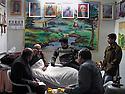 Syria 2004.In Kamichli, a visit to Mohammed Jemil Seydo, Kurdish militant .Syrie 2004.Une visite a Kamichli a un celebre militant kurde: Mohammed Jemil Seydo