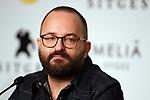 52 FESTIVAL INTERNACIONAL DE CINEMA FANTASTIC DE CATALUNYA. SITGES 2019.<br /> Legado en los huesos-Press Conference.<br /> Fernando Gonzalez Molina.