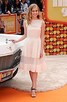 Angourie Rice<br /> arrives for the premiere of &quot;The Nice Guys&quot; at the Odeon Leicester Square, London.<br /> <br /> <br /> &copy;Ash Knotek  D3120  19/05/2016