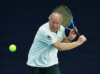 Hilversum, The Netherlands, March 10, 2016,  Tulip Tennis Center, NOVK, Wim Meijer<br /> Photo: Tennisimages/Henk Koster