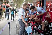 Stage 9 (ITT): Riccione to San Marino (34.7km)<br /> 102nd Giro d'Italia 2019<br /> <br /> ©kramon