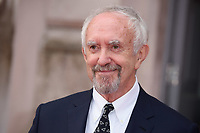 "Jonathan Pryce<br /> arriving for the premiere of ""The Wife"" at Somerset House, London<br /> <br /> ©Ash Knotek  D3418  09/08/2018"
