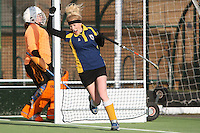Havering HC Ladies 3rd XI vs Romford HC Ladies 08-12-12