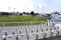 General view of the ground ahead of Essex CCC vs Warwickshire CCC, Specsavers County Championship Division 1 Cricket at The Cloudfm County Ground on 20th June 2017