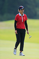 Valeria Pacheco Claudio (Puerto Rico) during final day of the World Amateur Team Championships 2018, Carton House, Kildare, Ireland. 01/09/2018.<br /> Picture Fran Caffrey / Golffile.ie<br /> <br /> All photo usage must carry mandatory copyright credit (© Golffile | Fran Caffrey)