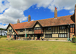 Almshouse buildings at Thorpeness, Suffolk, England, UK built 1926