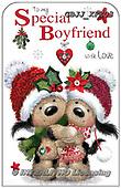 Jonny, CHRISTMAS ANIMALS, WEIHNACHTEN TIERE, NAVIDAD ANIMALES, paintings+++++,GBJJXFE03,#xa#