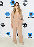 05 February 2019 - Pasadena, California - Chloe Bennett. Disney ABC Television TCA Winter Press Tour 2019 held at The Langham Huntington Hotel. <br /> CAP/ADM/BT<br /> &copy;BT/ADM/Capital Pictures