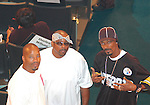 Warren G, Nate Dogg and Snoop Dogg of 213