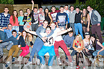 17TH: Niall Byrne Manor Park, Manor Village, Tralee with his family and friends met up at his parents house to celebrate his 17th birthday, (Niall is seated centre)
