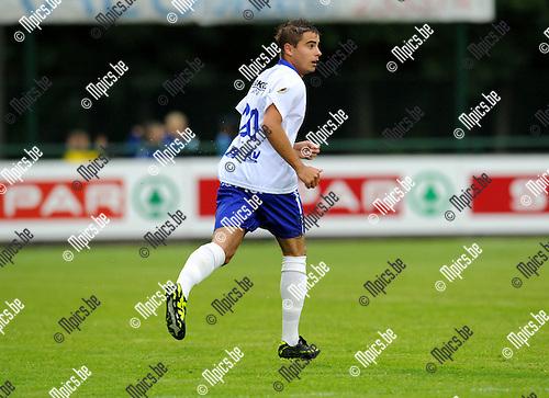 2011-07-13 / Voetbal / seizoen 2011-2012 / KSK Heist / Matthias Pittoors..Foto: mpics