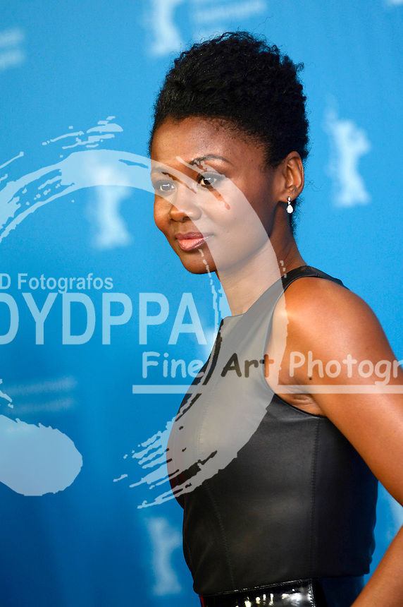 Emayatzy Corinealdi during the 'Miles Ahead' photocall at the 66th Berlin International Film Festival / Berlinale 2016 on February 18, 2016 in Berlin, Germany.