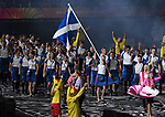 av. Opening Ceremony. XXI Commonwealth games. Carrara Stadium. Gold Coast 2018. Queensland. Australia. 04/04/2018. ~ MANDATORY CREDIT Garry Bowden/SIPPA - NO UNAUTHORISED USE - +44 7837 394578