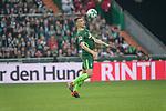 15.04.2018, Weser Stadion, Bremen, GER, 1.FBL, Werder Bremen vs RB Leibzig, im Bild<br /> <br /> Maximilian Eggestein (Werder Bremen #35)<br /> <br /> Foto &copy; nordphoto / Kokenge