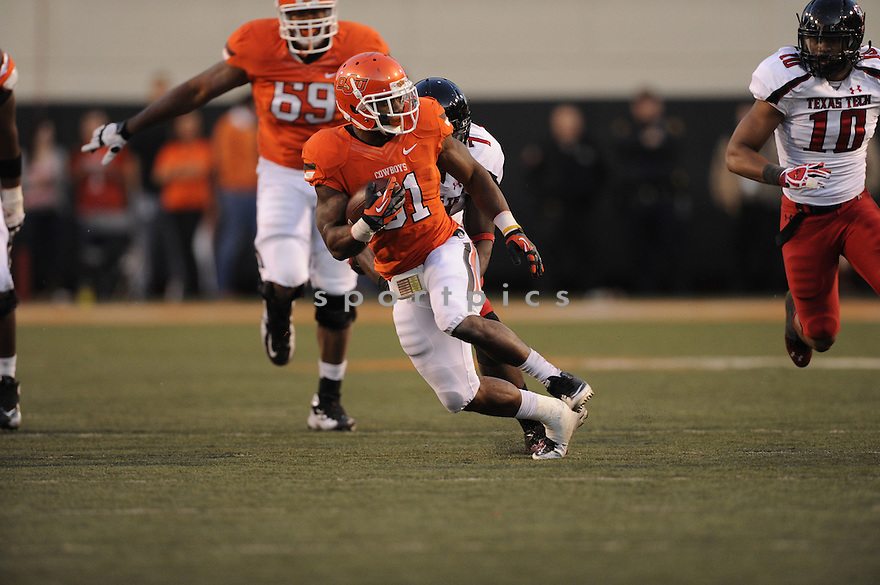 Jeremy Smith(31) / Oklahoma State Cowboys