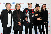 LOS ANGELES - JAN 24:  Cheap Trick, Rick Nielsen (C) at the 2020 Muiscares at the Los Angeles Convention Center on January 24, 2020 in Los Angeles, CA