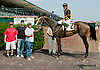 Just Got Out winning at Delaware Park on 9/11/13