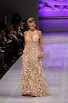 Couture Fashion Week Fall 2013 Collections- Lourdes Atencio Runway Show, The New Yorker Grand Ballroom, NY 2/17/13