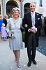 WEDDING OF PRINCE AMEDEO AND ELISABETTA MARIA ROSBOCH VON WOLKENSTEIN<br /> Prince Amedeo the son Princess Astrid of Belgium married Elisabetta Maria Rosboch von Wolkenstein at the Basilica of Santa Maria in Trastevere, in Rome, Italy_05/07/2014<br /> Picture Shows: Princess Astrid of Belgium and Prince Lorenz of Belgium<br /> Mandatory Credit Photos: &copy;NEWSPIX INTERNATIONAL<br /> <br /> **ALL FEES PAYABLE TO: &quot;NEWSPIX INTERNATIONAL&quot;**<br /> <br /> PHOTO CREDIT MANDATORY!!: NEWSPIX INTERNATIONAL(Failure to credit will incur a surcharge of 100% of reproduction fees)<br /> <br /> IMMEDIATE CONFIRMATION OF USAGE REQUIRED:<br /> Newspix International, 31 Chinnery Hill, Bishop's Stortford, ENGLAND CM23 3PS<br /> Tel:+441279 324672  ; Fax: +441279656877<br /> Mobile:  0777568 1153<br /> e-mail: info@newspixinternational.co.uk