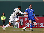Action from Sacramento Republic at Reno 1868 in Reno, Nev., on Saturday, March 11, 2017. <br /> Photo by Cathleen Allison/Nevada Photo Source