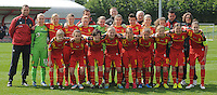 2014.04.15 U15 Belgium - Virginia USA