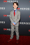 edit<br /> Anderson Cooper and Kelly Ripa co-host The 11th Annual CNN Heroes: An All-Star Tribute. The star-studded live ceremony honors everyday people changing the world Held at American Museum of Natural History