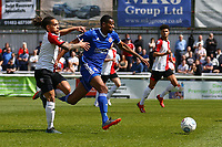 Danny Mills of Welling United  and Reise Allassani of Woking during Woking vs Welling United, Vanarama National League South Promotion Play-Off Final Football at The Laithwaite Community Stadium on 12th May 2019